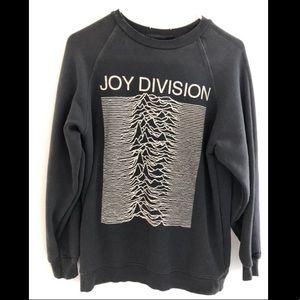 Top shop Joy Division Sweatshirt
